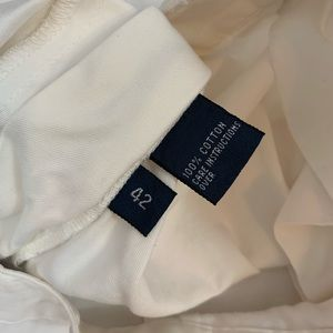 Polo by Ralph Lauren Shorts - Polo Ralph Lauren mens white Andrew Shorts size 42